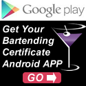 Learn to be a bartender course