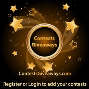 add your contests and sweepstakes
