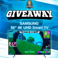 Win Samsung Smart TV