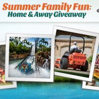 Win a Renegade Lawnmower Plus $5,000 Cash