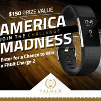America Madness Fitbit Charge 2 Giveaway